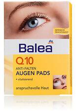 Balea - Q10 Anti-Wrinkle Eye Pads  (6x2 pads) - Original Germany