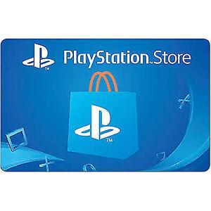 Sony PSN50 50 Dollars PlayStation Network Card