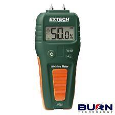Extech Mo50 Moisture Meter Moisture Wood Building Materials Audible Alert