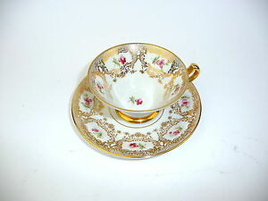Moccha Cup Place setting Cup um 1930 Altaussee Altaussee