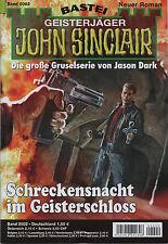 JOHN SINCLAIR ROMAN Nr. 2002  Schreckensnacht im Geisterschloss - Rafael Marques