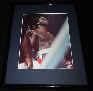 Smokin-Joe-Frazier-Framed-11x14-Photo-Display