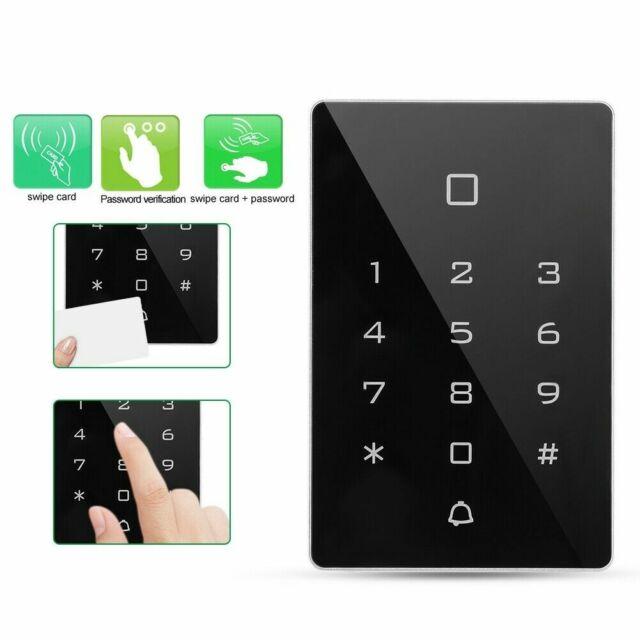 4PCS ZK KR600E IP65 125KHz Card Reader weigand26 Fox Access Control System