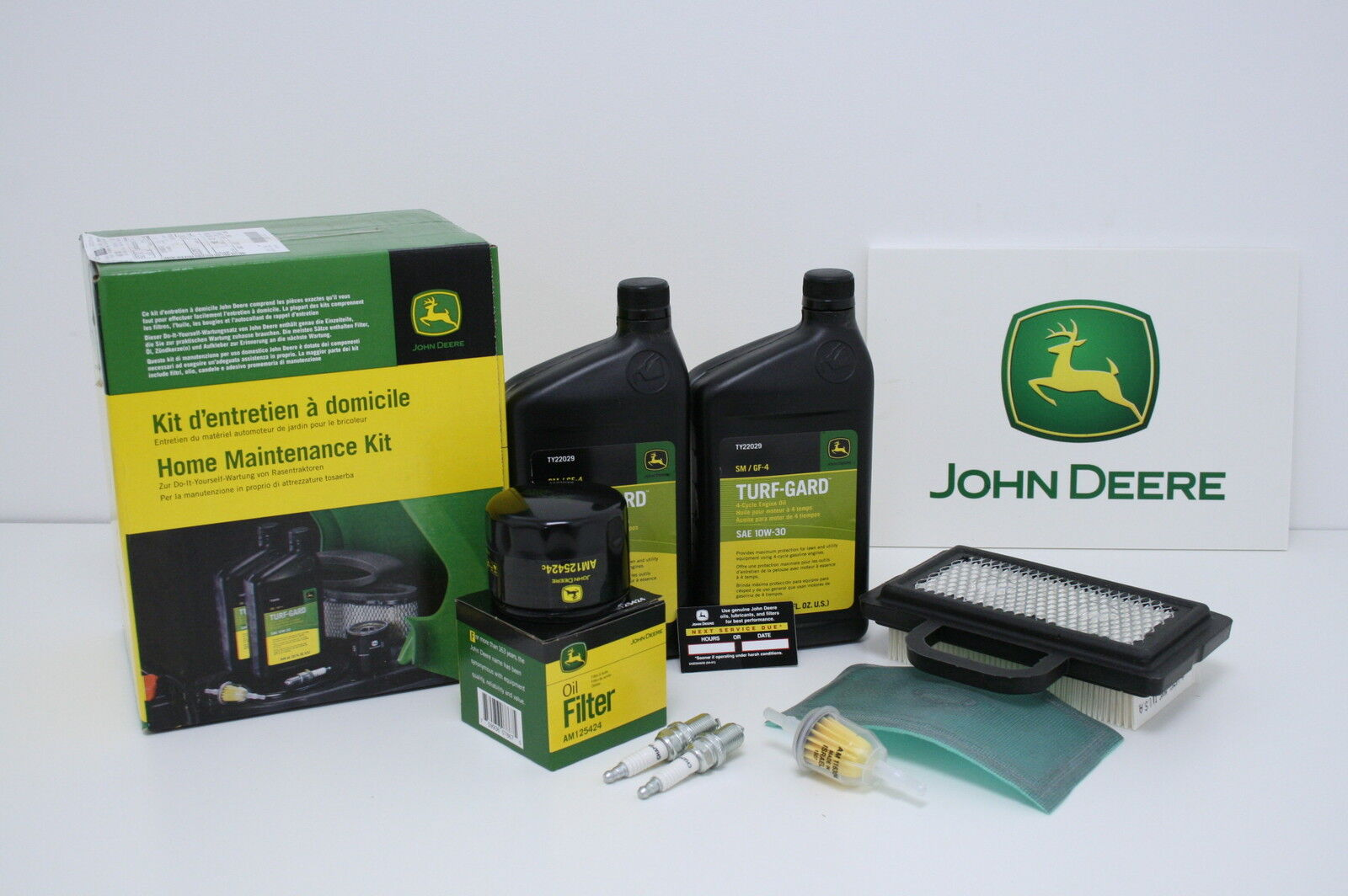 Genuine John Deere Service Filter Kit Lg272 Ride On Lawnmower D140 Wiring Harness Norton Secured Powered By Verisign