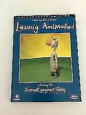 Leunig-Animated-DVD-Collectors-Edition-very-good-condition-t2