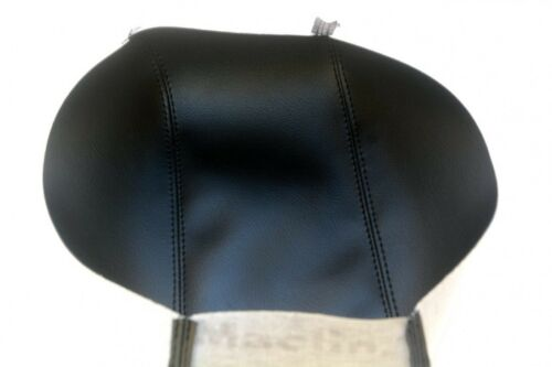 Fits 02-04 Nissan Synthetic Leather Altima Armrest Center Console Cover Black