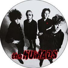 CHAPA/BADGE THE NOMADS . garage chesterfield kings kinks sonics cynics lyres