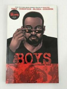 The Boys Omnibus Vol 3 Graphic Novel TPB