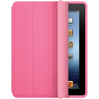 Apple® - Smart Case For Ipad® 2nd 3rd, & 4th Gen Pink Md456ll/a Brand