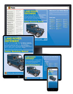 Land rover discovery 1 td5 workshop manual | land rover discovery.