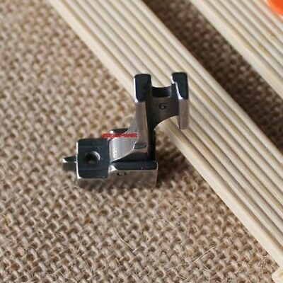Industrial Sewing Machine Zip Zipper Foot Invisible Concealed Universal S518NS