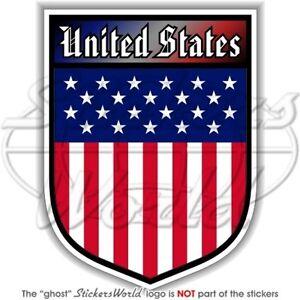 USA-Shield-United-States-of-America-US-American-4-034-100mm-Bumper-Sticker-Decal