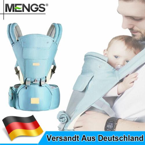 Baby Tragetasche Bauchtrage 2 Tragpositionen Babytragetuch Kinder Tragegurt DE