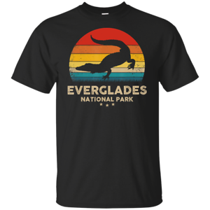 Everglades-National-Park-Retro-Souvenir-T-Shirt