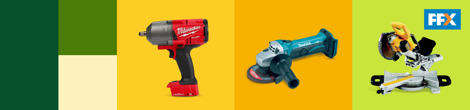 Save up to 15% on Power Tools & Accessories