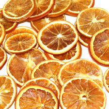 WHOLE PROFESSIONALLY DRIED ORANGE SLICES FOR CHRISTMAS WREATHS AND DECORATIONS