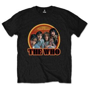 The-Who-1969-Pinball-Wizard-Official-Merchandise-T-Shirt-M-L-XL-Neu