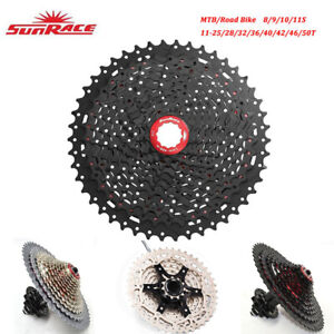 Sunrace-MTB-Road-Bike-8-9-10-11-Speed-Bicycle-Cassette-Shimano-SRAM-compatible