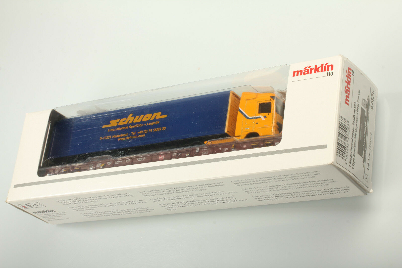 Märklin 46911 vagones-set de Dr 5 piezas #neu en OVP #