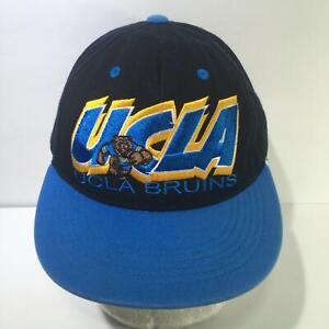 NCAA-UCLA-Bruins-Top-of-the-World-Snapback-Cap-Hat-OSFA