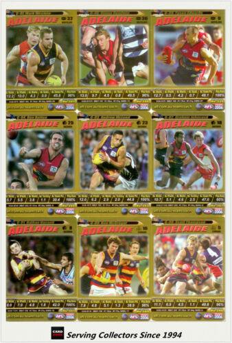 Brad EBERT Port Adelaide 2016 Select Footy Stars Hot Numbers HN98