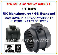 BMW 3(E46) 330i 330Xi 330Ci Mass Air Flow meter sensor 5WK96132 5WK96132Z BPS UK