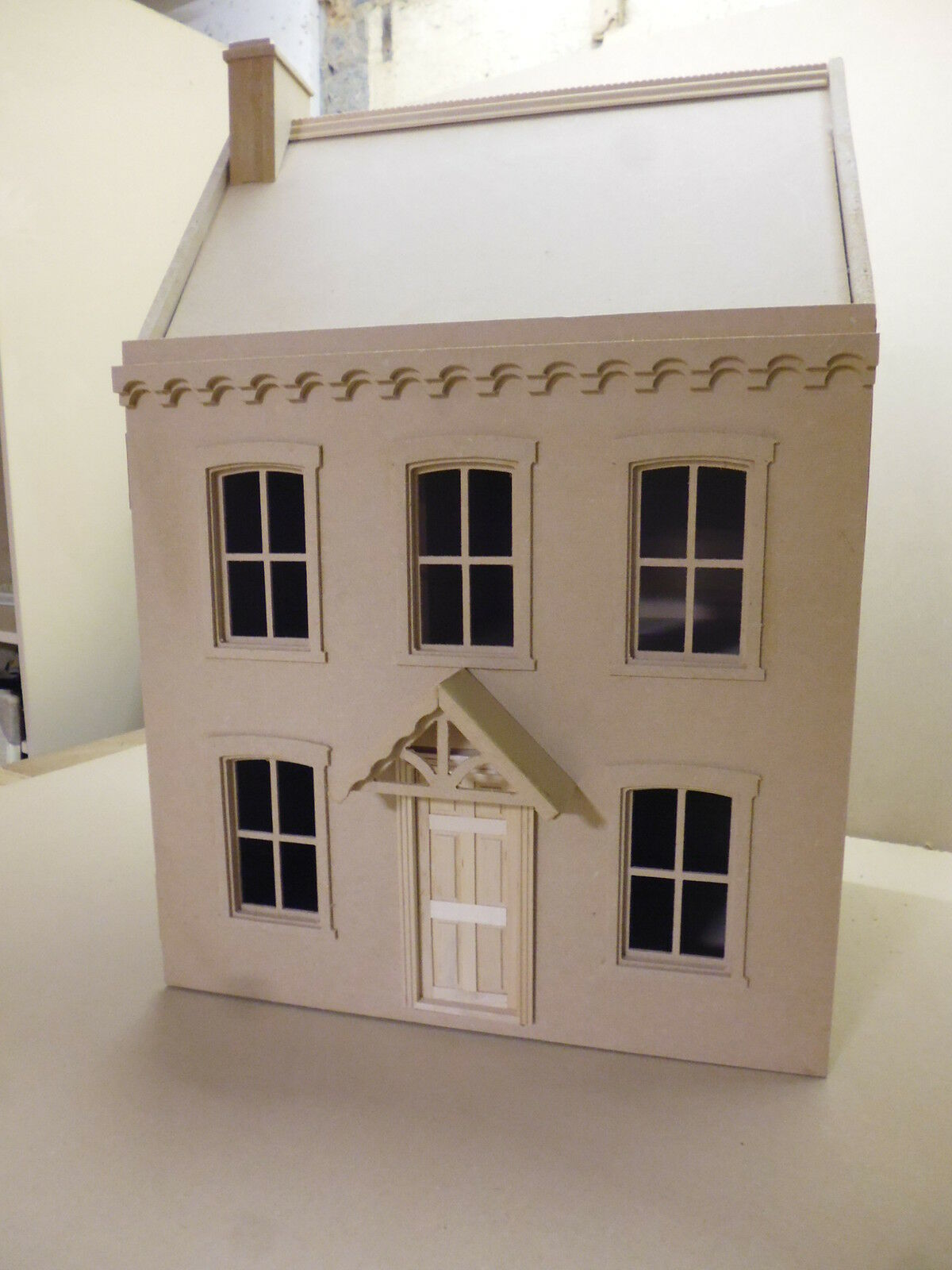 24th scale Dolls haus Stratfield Cottage 4 rooms Kit by Dolls haus Direct