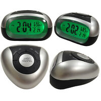 Loud Talking Alarm Clock With Time And Temperature
