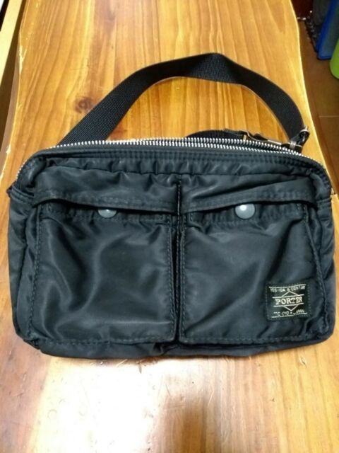 Yoshida Porter 622-08723 Tanker Waist Bag Body Bag Waist Pouch JAPAN made Used