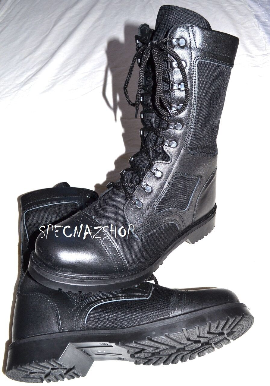 Genuine Russian Army Boots VKBO VKPO Lightweight  Summer Leather Cordura  online shopping