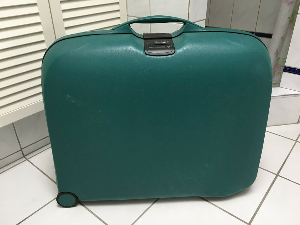Kuffert, Samsonite, b: 80 l: 30 h: 65