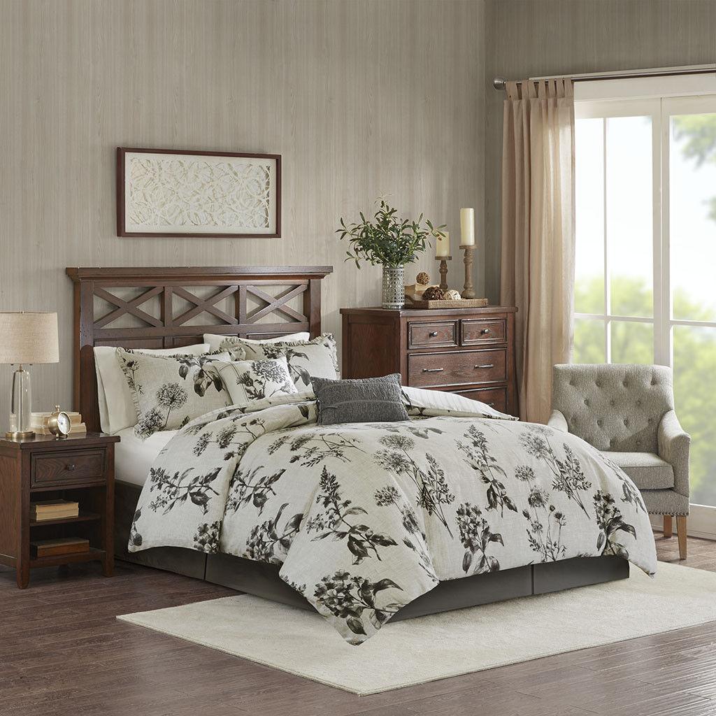 Harbor House Nellie 6-Piece Oversized Cotton Comforter Set