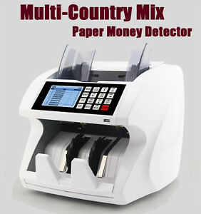Multinational-Currency-Cash-Currency-Value-Count-Counter-Fake-Detection-Machine