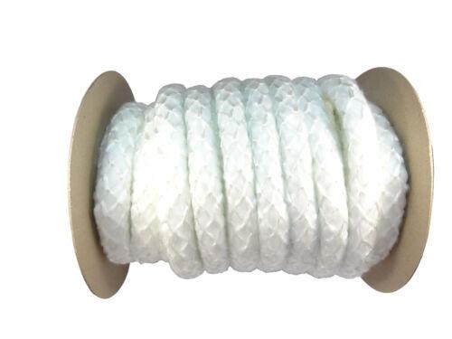 20mm Glass Fibre Rope Seal For Stoves /& Boilers Per Metre