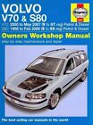 Volvo V70 and S80 Petrol and Diesel Service and Repair Manual: 1998 to 2007 by Martynn Randall (Hardback, 2009)