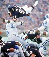Walter Payton Chicago Bears Nfl Football 8x10 Photo Rare