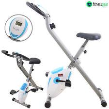 Folding Magnetic Exercise Machine X-Bike Cardio Bike Trainer Home Fitness Gym