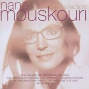 Nana-Mouskouri-The-Collection-NEW-CD