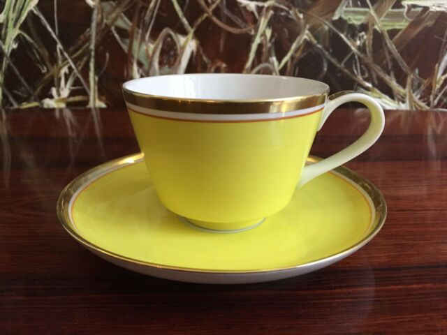 Reichenbach Colour Collection, Coffee Cup Yellow 0,22 Litre - Gerd Summer Load