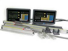 23axis Digital Readout Dro Display Linear Scale Encoder For Bridgeport Mill