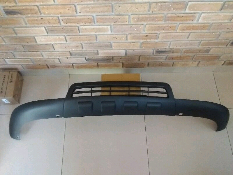GWM SAILOR FACELIFT 08 ON  NEW LOWER BUMPER VALANCE FORSALE PRICE R950