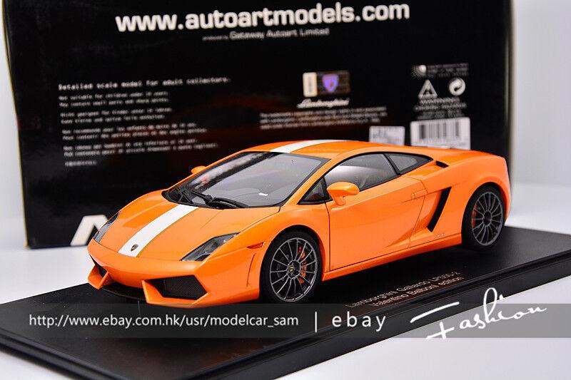 precios ultra bajos Autoart 1 18 Lamborghini Gallardo LP550-2 Naranja Naranja Naranja  soporte minorista mayorista