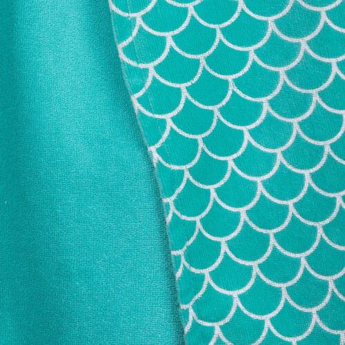 Disney Store Park Ariel Fin Adult Beach Towel Swim Little Mermaid Oh My Disney