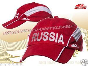"FORWARD ""RUSSIA"" Russland Baseballcap Бейсболка 20704F-13R"