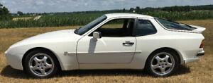 1991 Porsche 944 S2 Euro