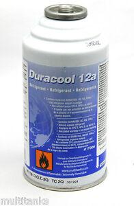 Gaz Réfrigérant Duracool 12a  auto voiture R134a R12