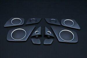 Audi-A5-S5-RS5-8T-Speaker-Altoparlante-Copertura-Set-B-amp-o-Bang-amp-Olufsen