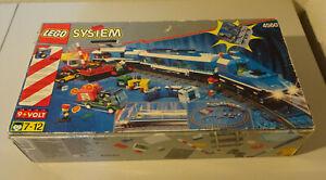 Lego Leerkarton Leerbox 4560 Railway Express 9V Eisenbahn OVP Keine Steine