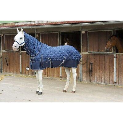 Onestà Brand New 2016 Autunno Gamma Norton Stabile Combo Equestre Cavallo Tappeto Blu Navy-mostra Il Titolo Originale