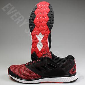 Adidas edge rc uomini 'scarpe da ginnastica / scarpe cg4281 nero / rosso